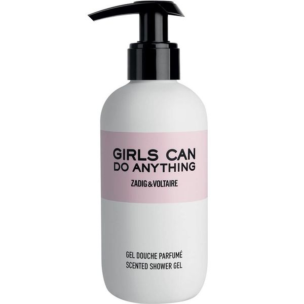 Zadig & Voltaire Girls Can Do Anything Shower Gel