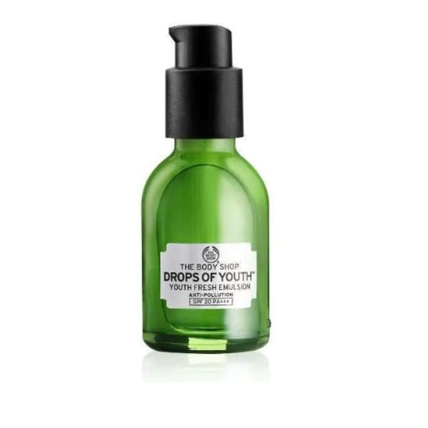 The Body Shop Drops Of Youth Emulsion Vitamin E 50 ml