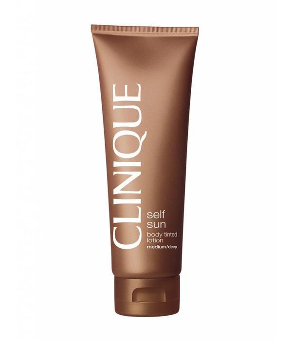 Clinique Clinique Self Sun Body Tinted Lotion 125 ml