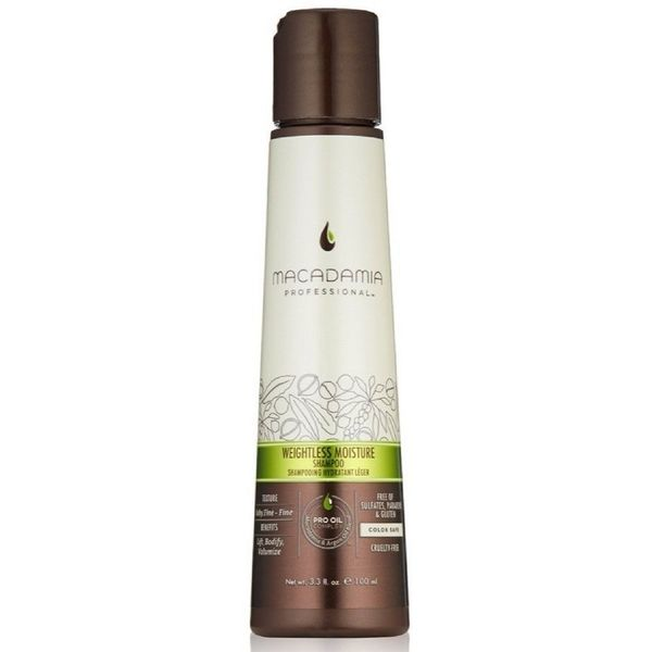 Macadamia Weigthless Moisture Shampoo