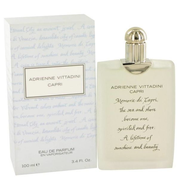 Adrienne Vittadini Capri Woman eau de parfum spray 100 ml