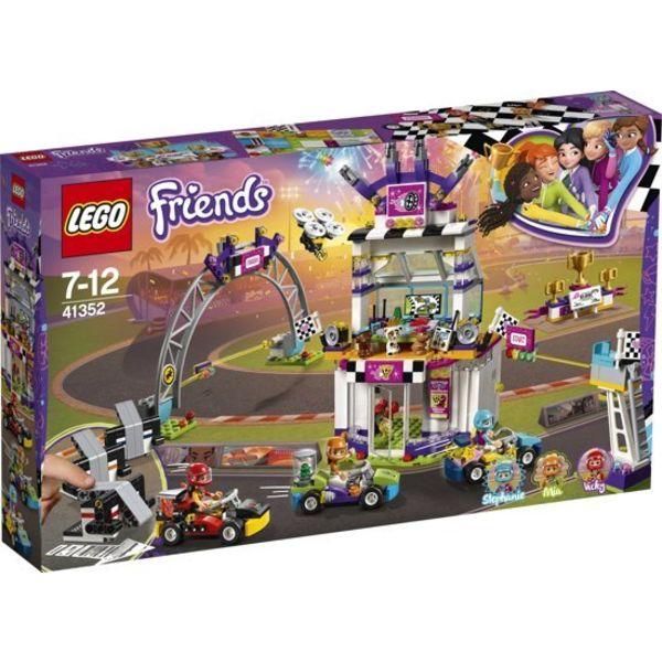 Lego Friends 41352 De Grote Dag Race
