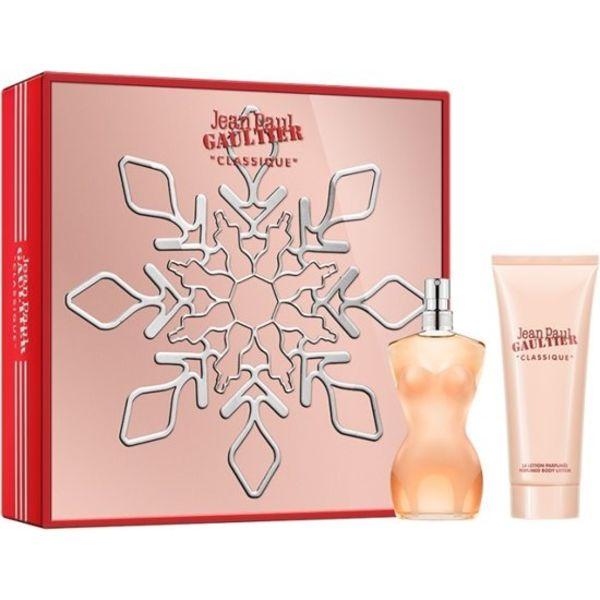 J.P. Gaultier Classique Giftset Edt Spray 50ml/Body Lotion 75ml