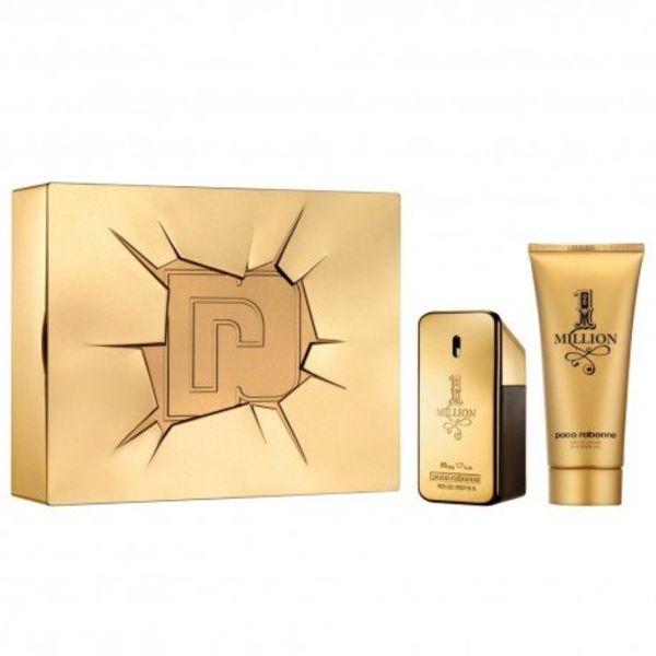 Paco Rabanne 1 Million Giftset Edt Spray 50ml/Shower Gel 100ml