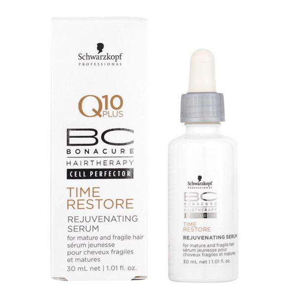 Bonacure Q10 Time Restore Rejuvenating Serum For Mature And Fragile Hai