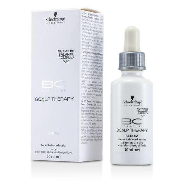 Bonacure Scalp Therapy Serum For All Hair Types And Types