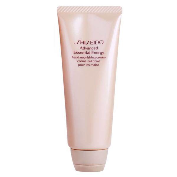 Shiseido Adv Essentia Energy Hand Nourishing Cream 100 gr