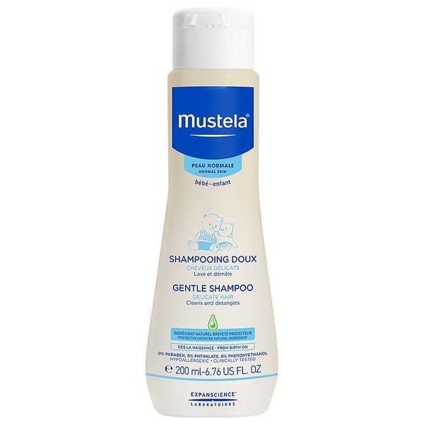 Mustela Normal Skin Gentle Shampoo 200 ml