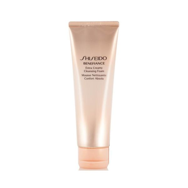 Shiseido Benefiance Extra Creamy Cleansing Foam All Skin Types 125 ml
