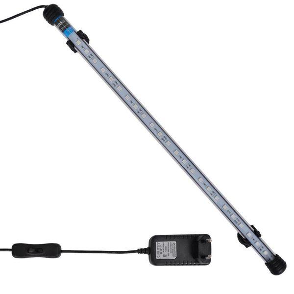 LED-aquariumlamp 48 cm blauw