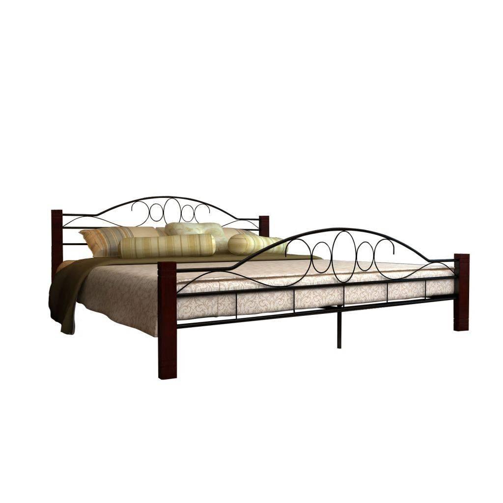 Metalen 2 Persoonsbed.Vidaxl 2 Persoons Bed Claire Van Metaal 180 X 200 Cm Voordeeltrends