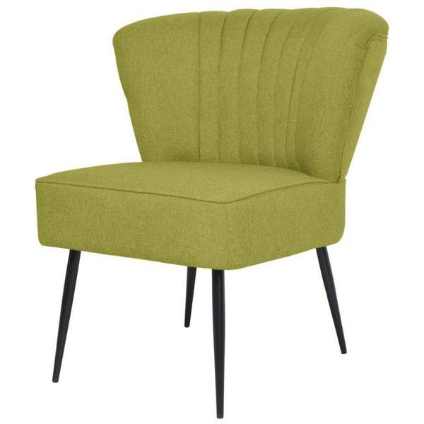 Cocktail stoel groen