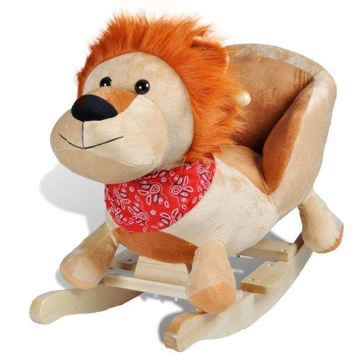 vidaXL Hobbeldier leeuw