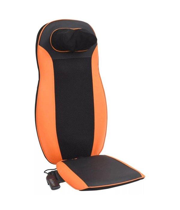 vidaXL Massagekussen voor nek en rug 48 W