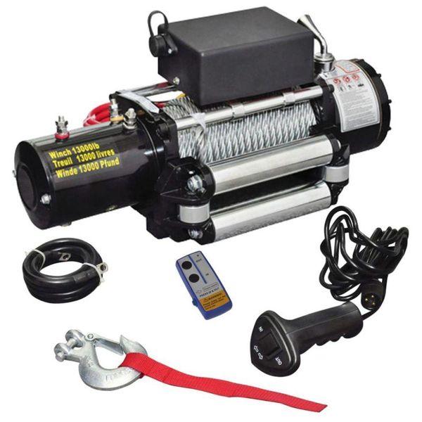 Elektrische lier 12 V 5909 kg