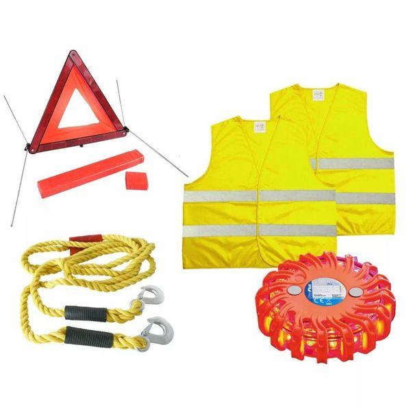veiligheidsset voor in de auto 510417