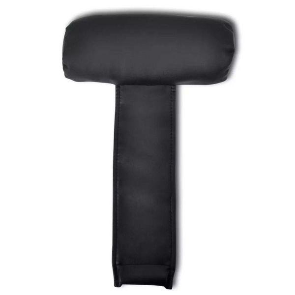 Hoofdsteun voor stoelen (zwart)