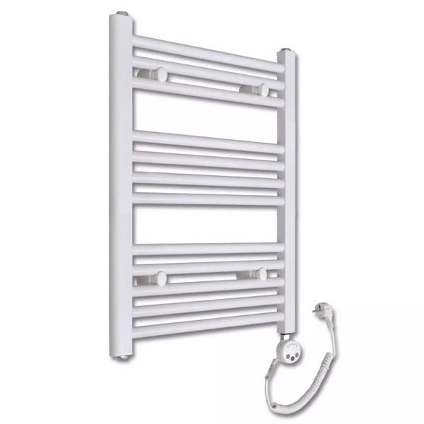 Design radiator met thermostaat 500 x 764 mm (recht model)