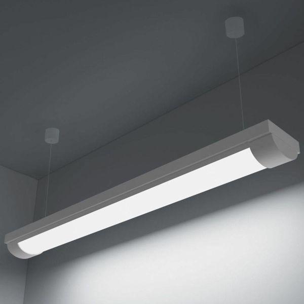 LED verlichting koud wit licht 14 W incl. montageset