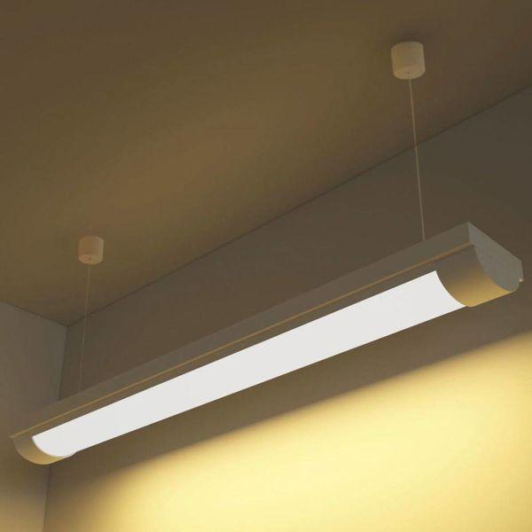 LED verlichting warm wit licht 14 W incl. montageset