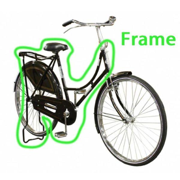 Frame van Damesfiets (90057.A)