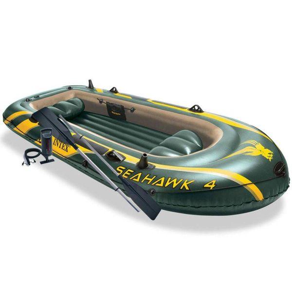 Seahawk 4 opblaasboot met peddels en pomp 68351NP