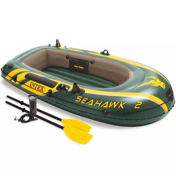Seahawk 2 opblaasboot met peddels en pomp 68347NP