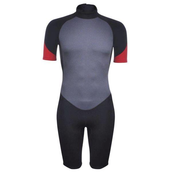 Heren wetsuit shorty 165-170 cm (maat S) 2,5 mm