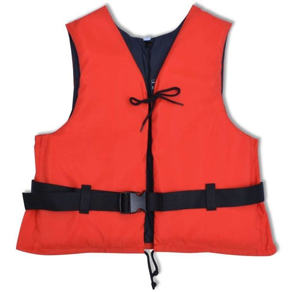 Zwemvest 50 N 30-50 kg rood