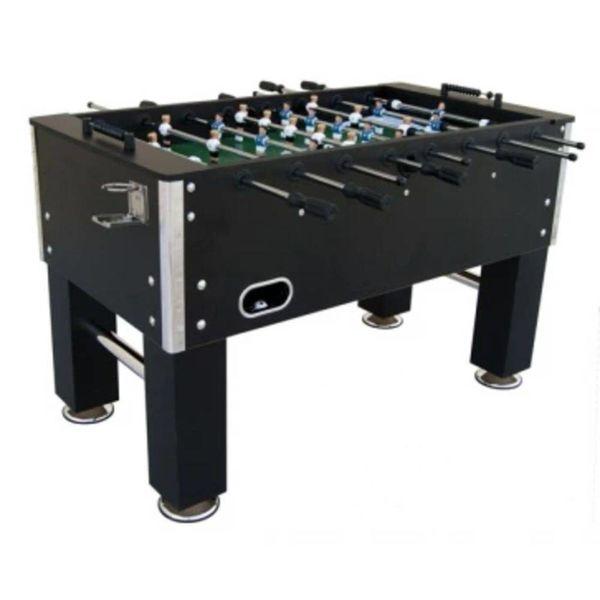 Voetbaltafel Kicker-Pro 115 kg zwart