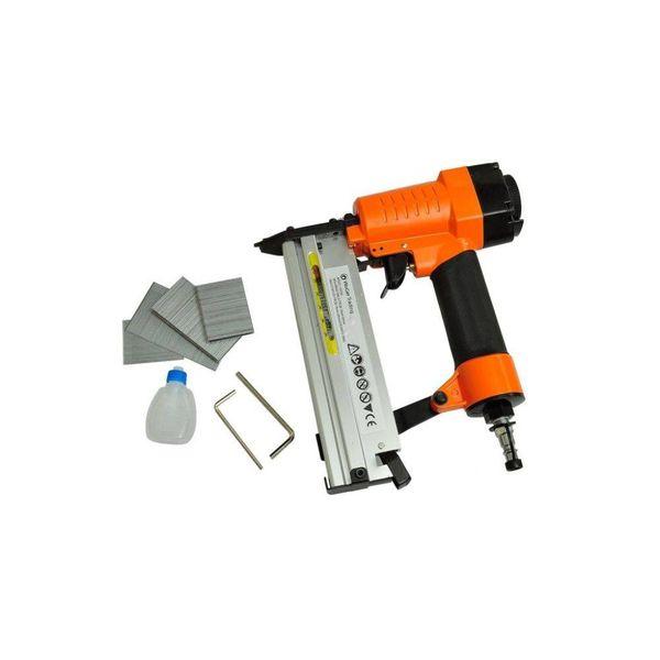 Spijker- en nietpistool 2-in-1 pneumatische lucht