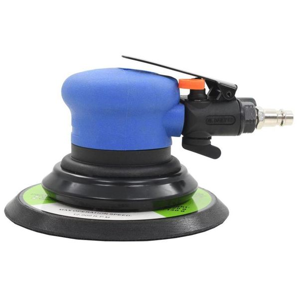 Pneumatische vlakschuurmachine 150 mm