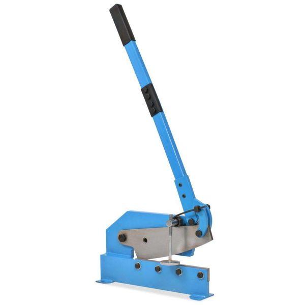 Hefboomschaar 300 mm blauw