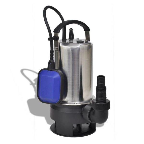 Vuilwater dompelpomp 750 W 12.500 L/u