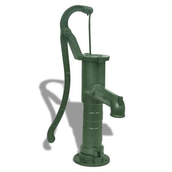 Handwaterpomp gietijzer