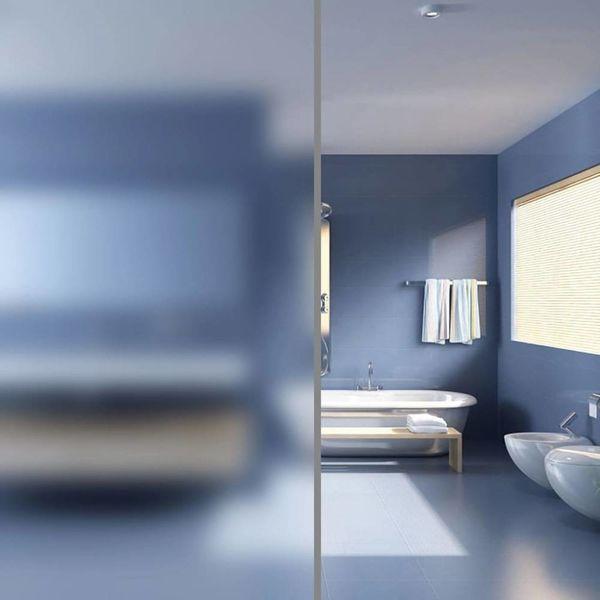 Privacyfolie mat melkglas zelfklevend 0,9x5 m