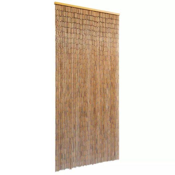 Kralengordijn bamboe 90x200 cm