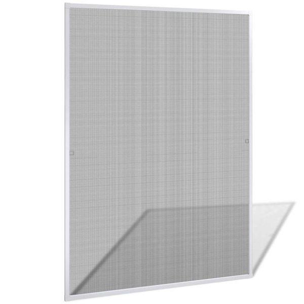 Raamhor wit 130 x 150 cm