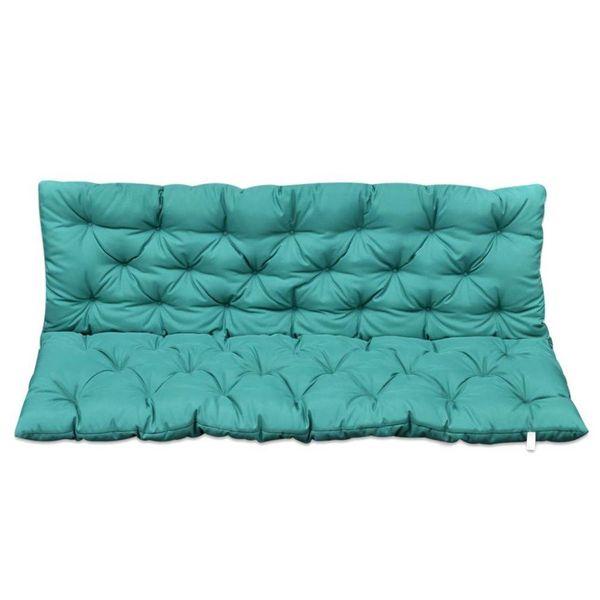Kussen voor schommelstoel 150 cm (groen)