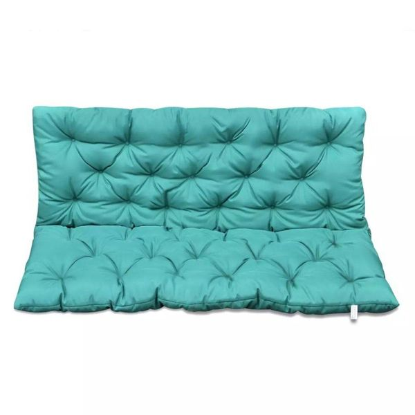 Kussen voor schommelstoel 120 cm groen