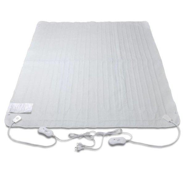 Elektrisch onderdeken wasbaar 3 warmtestanden 150x140 cm