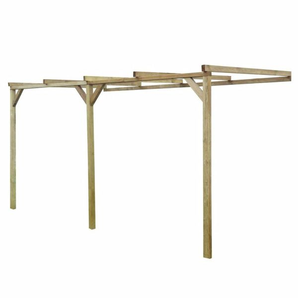 Pergola 2x4x2,2 m FSC hout