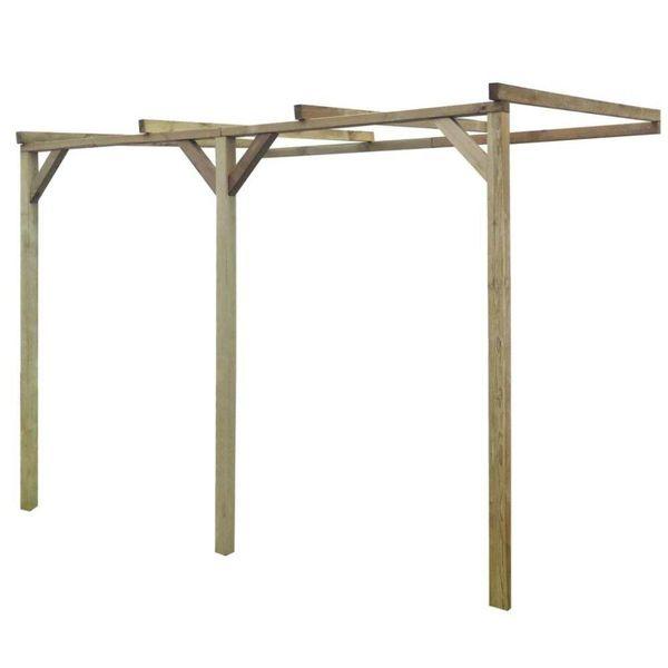 Pergola 2x3x2,2 m FSC hout