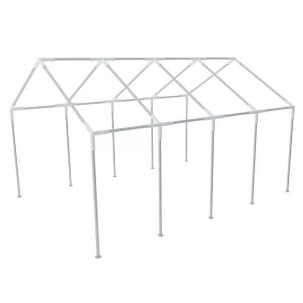 Stalen frame voor partytenten 8 x 4 m