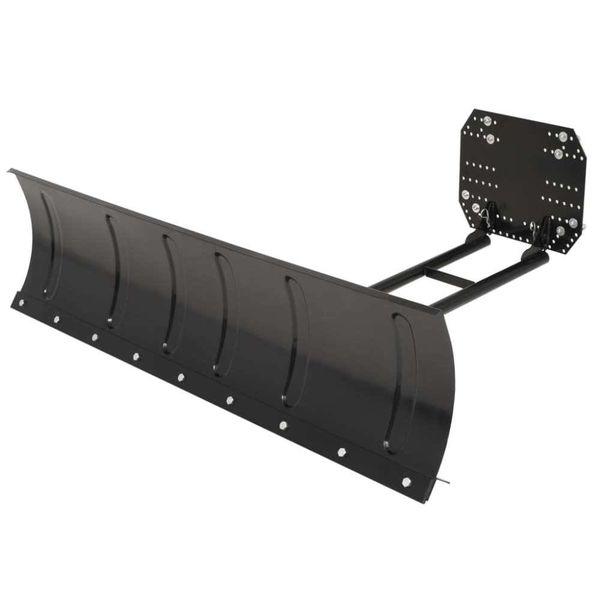 Sneeuwploeg voor ATV 150x38 cm zwart
