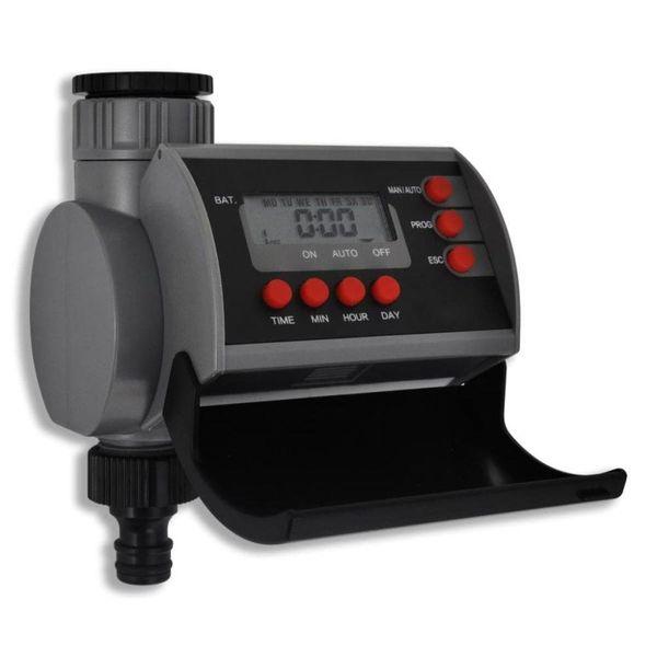Automatische Irrigatie Water timer + Display (1 uitgang)
