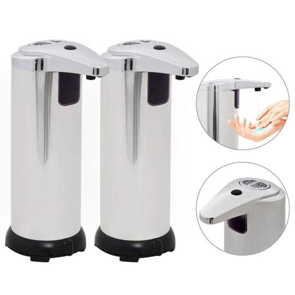 Automatische zeepdispensers infraroodsensor 600 ml 2 st