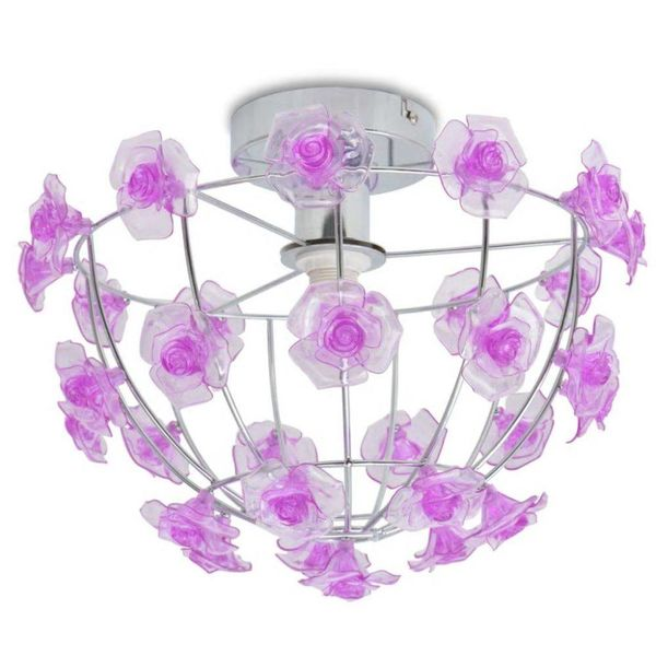 Plafondlamp voor 1 E14 lamp 40 W