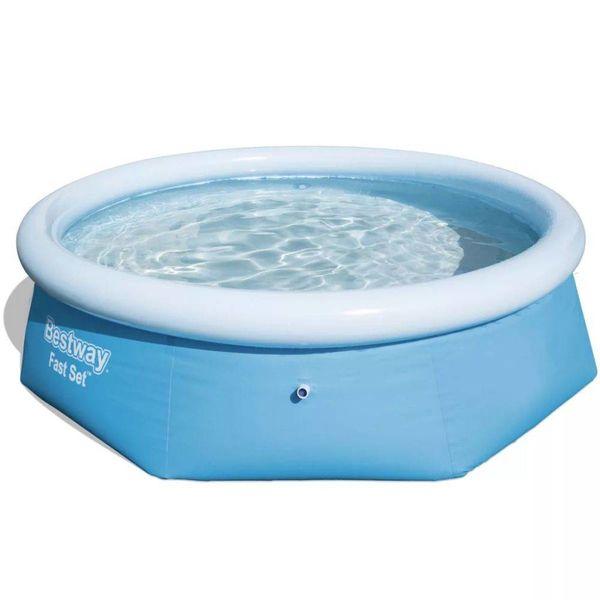 Fast Set zwembad 244x65 cm 57265