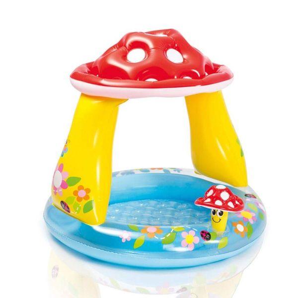 Babyzwembad paddenstoel 57114NP